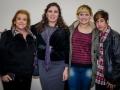 Ana María Ruggieri, Azucena González, Milagros Martinez Pinto, Ezequiel Sarrú