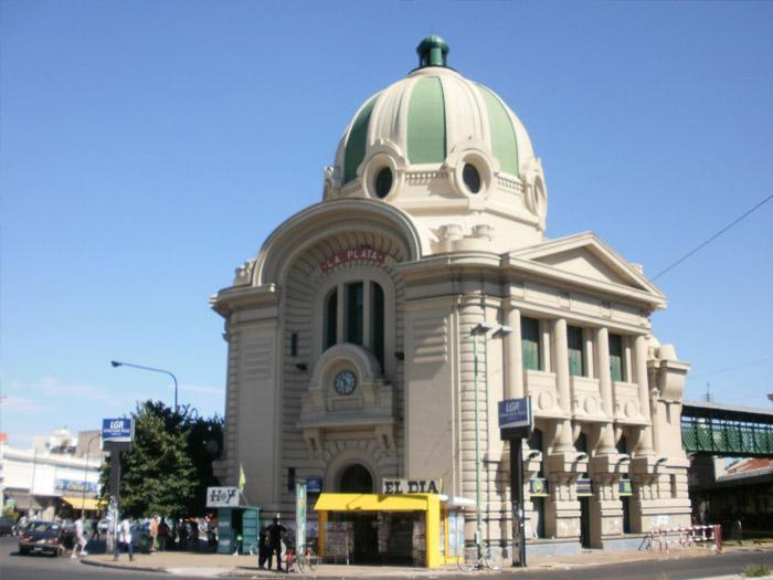 Estación de tren Roca