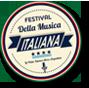 Festival de la cancion italiana. La Plata - Buenos Aires - Argentina