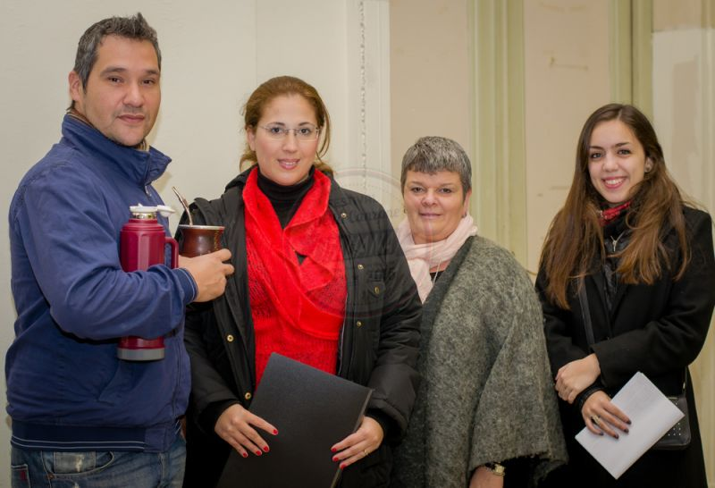 Sergio Casco, Pietrina Catapano, Adriana Di Lullo, Fiorella Guidi