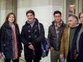 Alfio Elio Franciosa, Constanza García, Raúl Fernández, Santiago Menasche, Carlos Pantaleon Loiacono, Oscar Roldán