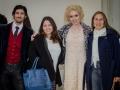 Nicolás Baladan, Mariana Fuentes Frydman, María Sol Rodríguez de la Serna, Estela Arroyo