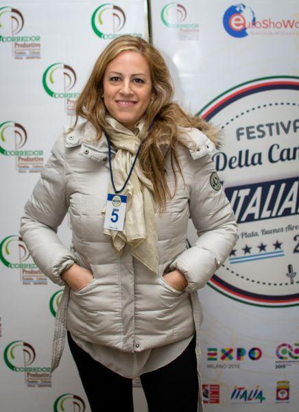 Adriana Fonzi Carrera