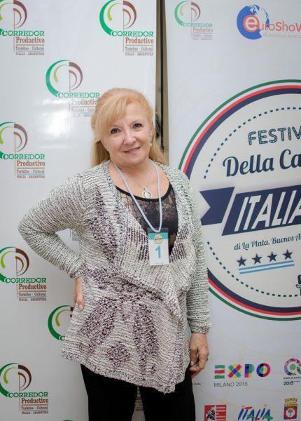 Elsa Cristina Pistarchi