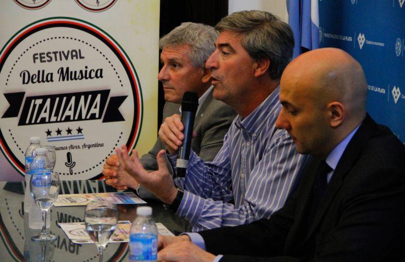 Lanzamiento oficial. Festival de la Musica Italiana de La Plata. 2017 (23)