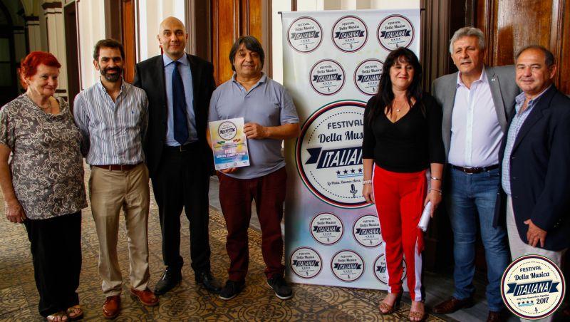 Lanzamiento oficial. Festival de la Musica Italiana de La Plata. 2017 (42)