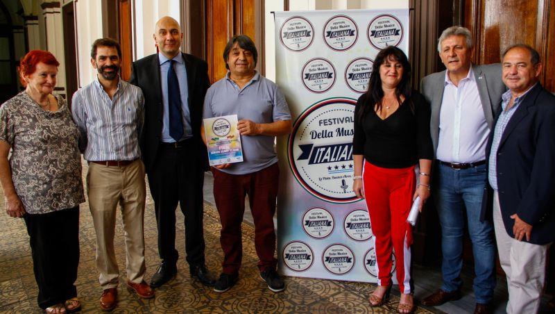 Lanzamiento oficial. Festival de la Musica Italiana de La Plata. 2017 (43)