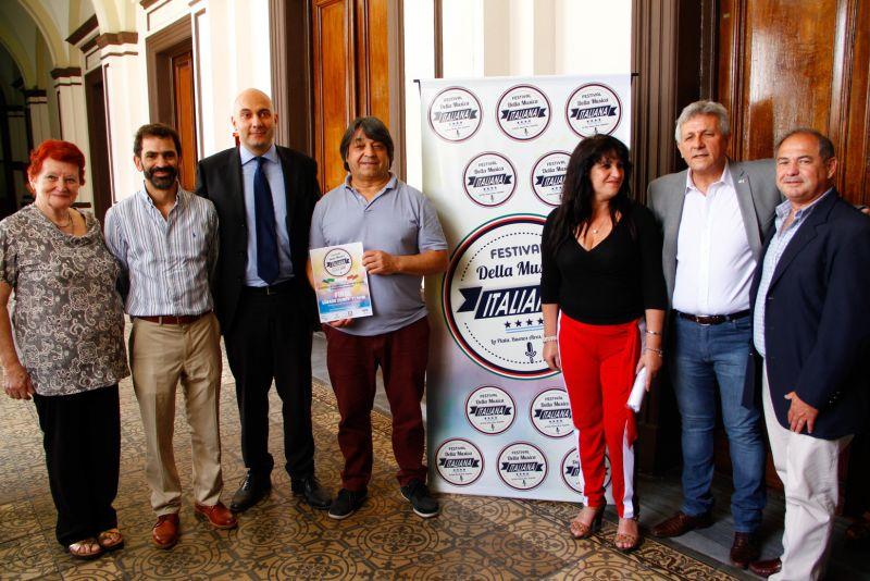 Lanzamiento oficial. Festival de la Musica Italiana de La Plata. 2017 (45)