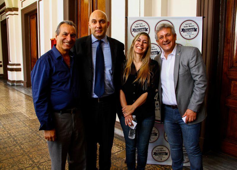 Lanzamiento oficial. Festival de la Musica Italiana de La Plata. 2017 (51)