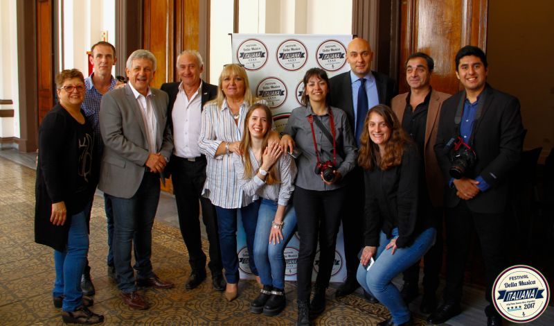 Lanzamiento oficial. Festival de la Musica Italiana de La Plata. 2017 (56)