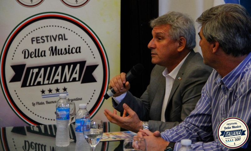 Lanzamiento oficial. Festival de la Musica Italiana de La Plata. 2017 (6)