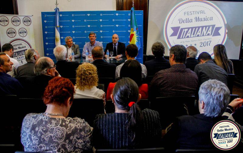 Lanzamiento oficial. Festival de la Musica Italiana de La Plata. 2017 (67)