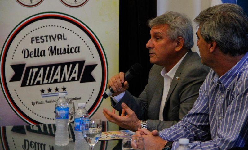 Lanzamiento oficial. Festival de la Musica Italiana de La Plata. 2017 (7)