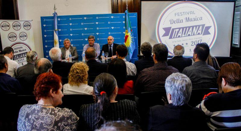 Lanzamiento oficial. Festival de la Musica Italiana de La Plata. 2017 (70)
