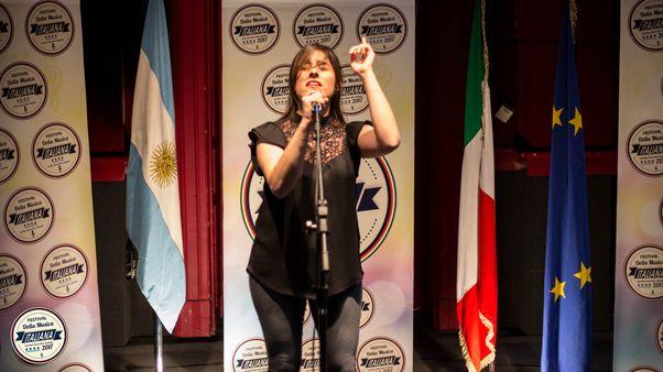 Semi finalistas de la Tercera Edición del Festival de la Musica Italiana de La PLata (11)