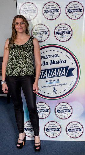 Semi finalistas de la Tercera Edición del Festival de la Musica Italiana de La PLata (8)